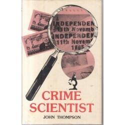 Crime Scientist