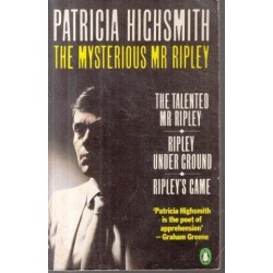 The Mysterious Mr. Ripley (Talented Mr. Ripley/Ripley Under Ground/Ripley's Game)
