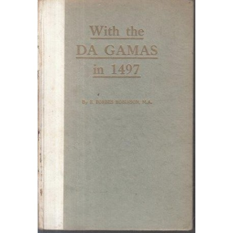With the da Gamas in 1497