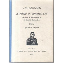 Detained in Simon's Bay