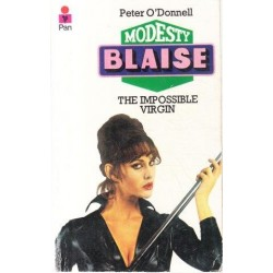 Modesty Blaise The Impossible Virgin