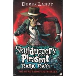 Skluduggery Pleasant: Dark Days