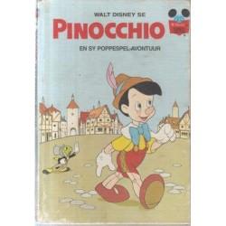 Walt Disney se Pinocchio en Sy Poppespel-Avontuur