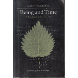 Being and Time: (Stambaugh Translation