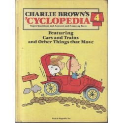 Charlie Brown's 'Cylopedia Vol. 4 Super Questions and Answers and Amazing Facts