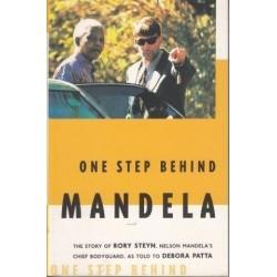 One Step Behind Mandela (Signed Copy)