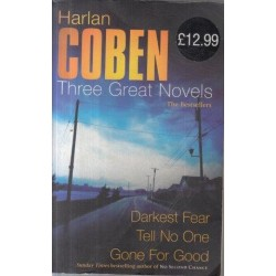 Three Great Novels. Darkest Fear, Tell No One, Gone for Good