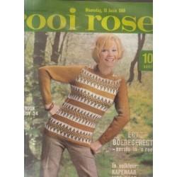 Rooi Rose Woensdag, 18 Junie 1969