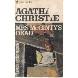 Mrs McGinty's Dead (Hercule Poirot)