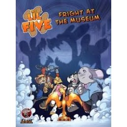 The Lil' Five: Fright at the Museum