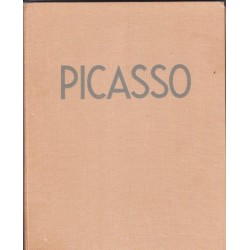 Paintings and Drawings of Picasso With a Critical Survey by Jaime Sabartes