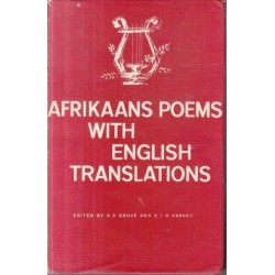 Afrikaans Poems with English Translations
