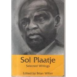 Sol Plaatje: Selected Writings