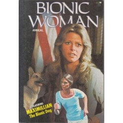 Bionic Woman Annual 1978