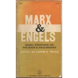 Marx & Engels Basic Writings on Politics & Philosophy