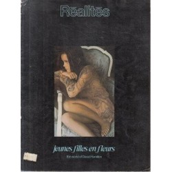 Realites December 1971 No. 253 Jeunes Filles En Fleurs The World of David Hamilton
