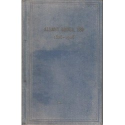 Records of the Albany Lodge, No. 389
