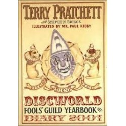 Discworld: Fools' Guild Yearbook and Diary 2001