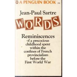 Jean-Paul Sartre: Words