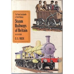 The Pocket Encyclopaedia of British Steam Locomotives