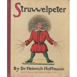 Struwwelpeter Or Pretty Stories And Funny Pictures