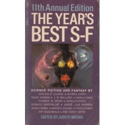11th Annual Edition. The Year's Best S-F