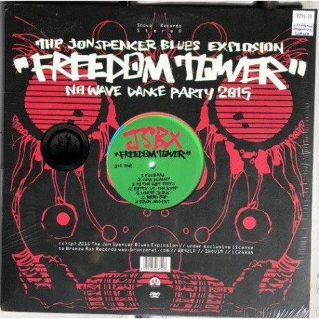 Freedom Tower No Wave Dance Party 2015