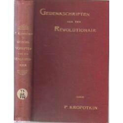 Gedenkschriften van een Revoutionair