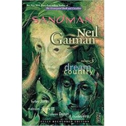 The Sandman Vol. 03: Dream Country (Fully Recoloured Edition)