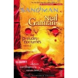 The Sandman Vol. 01: Preludes and Nocturnes