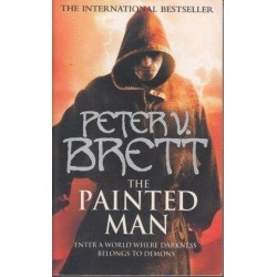 The Painted Man (Demon Cycle Book 1)