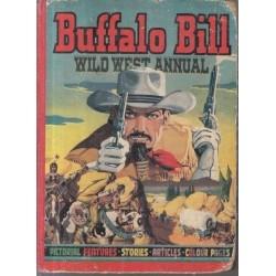 Buffalo Bill: Wild West Annual 1951