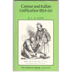 Cavour and Italian Unification 1854-60