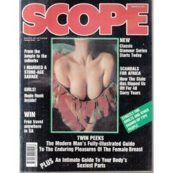 Scope Magazine January 22, 1993 Vol. 28 No 02