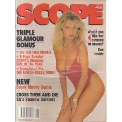 Scope Magazine March 10, 1989 Vol. 24 No 05