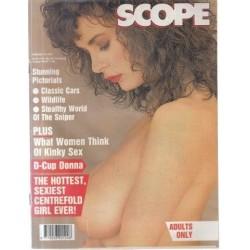 Scope Magazine February 19, 1993 Vol. 28 No 04