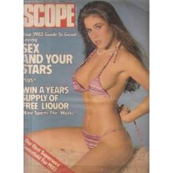 Scope Magazine January 08, 1982 Vol. 17 No 02