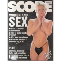 Scope Magazine September 20, 1991 Vol. 26 No 17