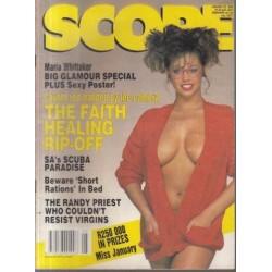 Scope Magazine January 29, 1988 Vol. 23 No 03