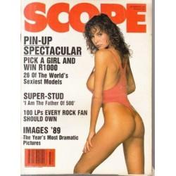 Scope Magazine December 29, 1989 Vol. 24 No 26