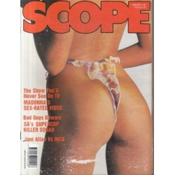 Scope Magazine February 08, 1991 Vol. 26 No 03