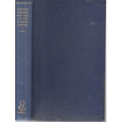 Gibbon's Decline and Fall of the Roman Empire Vol. 1