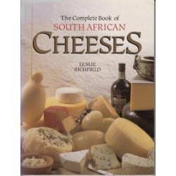 The Complete Book Of South African Cheeses
