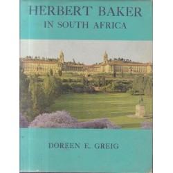 Herbert Baker in South Africa