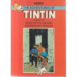 The Adventures Of Tintin: Flight 714/Secret of the Unicorn/Red Rackham Treasure