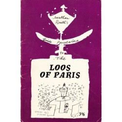 Guide Porcelaine to the Loos of Paris