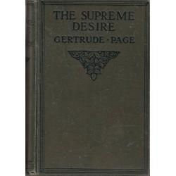 The Supreme Desire