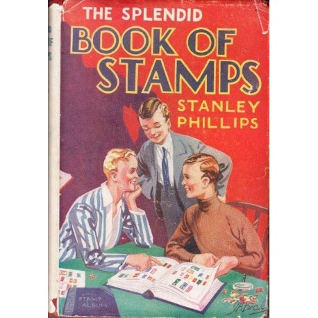 The Splendid Book of Stamps