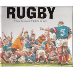 Rugby: A Three-Dimensional Tribute to the Sport