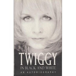 Twiggy. In Black and White